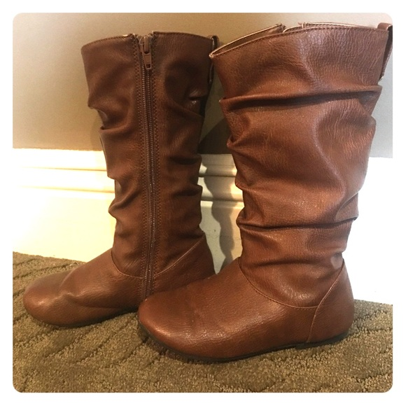 size 11 girls boots